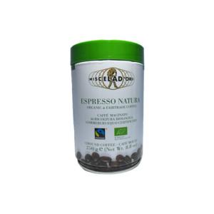 Βιολογικός Espresso Natura 250