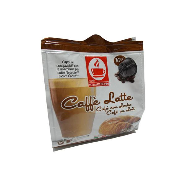 Caffe Latte Dolce Gusto 10