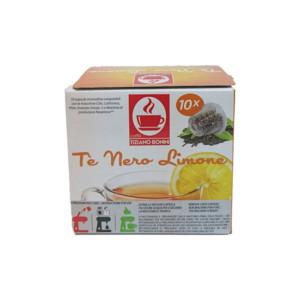 συμβατές κάψουλες Nespresso mavro tsai lemoni 10