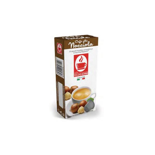 συμβατές κάψουλες Nespresso Espresso fountouki 10 kouti