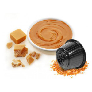 Caramel Latte Mou 50 συμβατή κάψουλα Dolce Gusto