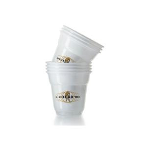 Πλαστικά ποτήρια espresso Miscela D'oro