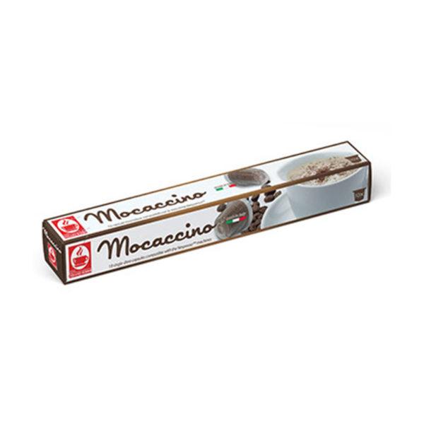 Mocaccino long box tiziano bonini