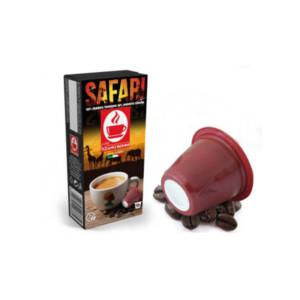 Espresso Safari συμβατή κάψουλα Nespresso