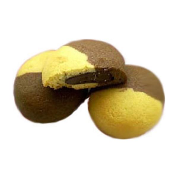 Μπισκότα γεμιστά με πραλίνα Φαίδων φουντούκι ατομικά