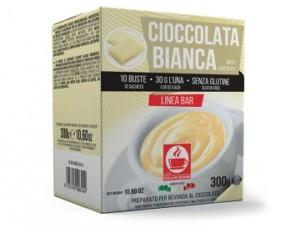 Tiziano Bonini λευκή σοκολάτα ατομική μερίδα