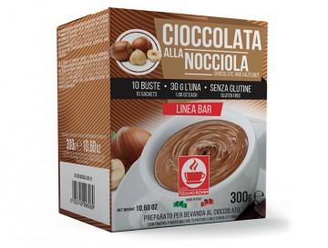 Tiziano Bonini σοκολάτα φουντούκι ατομική μερίδα 10τεμ