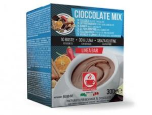 Tiziano Bonini σοκολάτα mix ατομική μερίδα 10 τεμ