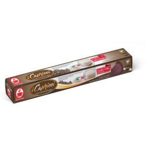 σοκολάτα καφέ βανίλια Capricci συμβατή κάψουλα Nespresso 40ml