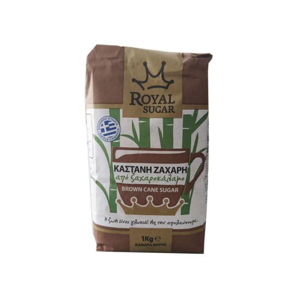 Καστανή ζάχαρη Royal 1Kg