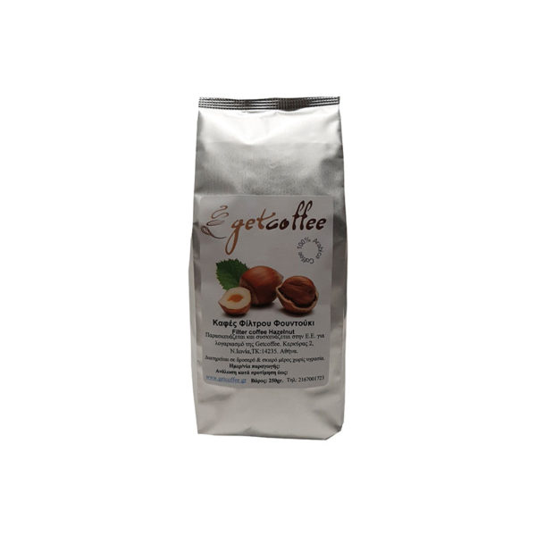 Καφές Φίλτρου Φουντούκι