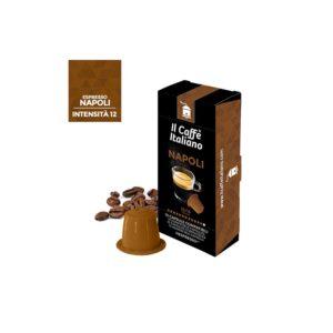 IL Caffe Italiano Napoli συμβατές κάψουλες Nespresso 100 τεμάχια