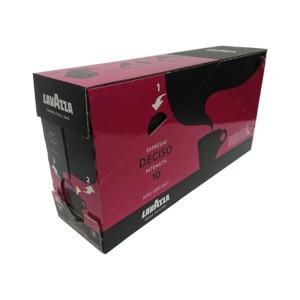 Lavazza συμβατές κάψουλες Nespresso Deciso – 100 τεμάχια box