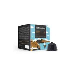 ILL Caffe Italiano Napoli συμβατές κάψουλες Dolce Gusto δυνατός εσπρέσο 96 τεμάχια