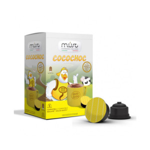 Must Cocochoc συμβατές κάψουλες Dolce Gusto