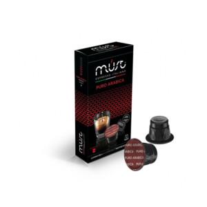 Must Puro Arabica συμβατές κάψουλες Nespresso