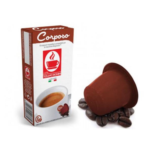 Corposo capsules