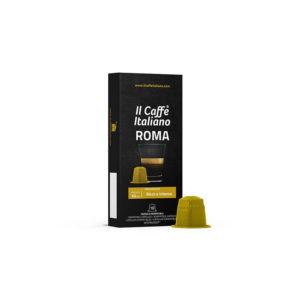 IL Caffe Italiano Roma συμβατές κάψουλες Nespresso 100 τεμ κάψουλες καφέ