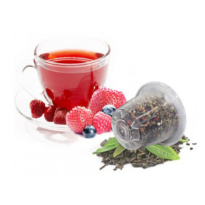 Tiziano Bonini Τσάι Φρούτα του δάσους συμβατές κάψουλες Nespresso
