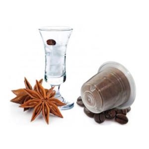 Tiziano Bonini Espresso Sambuca συμβατές κάψουλες Nespresso