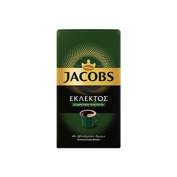 Καφές Φίλτρου Jacobs Εκλεκτός