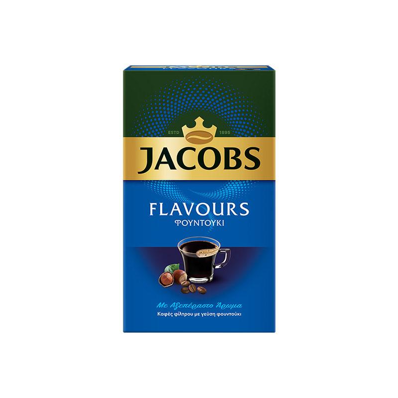 5199ea4825 Καφές Φίλτρου Jacobs Φουντούκι 250g από το Getcoffee.gr
