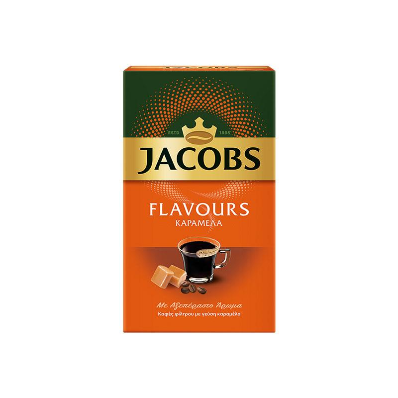 de1aed0d53 Καφές Φίλτρου Jacobs Καραμέλα 250g - Getcoffee.gr