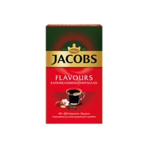 Καφές Φίλτρου Jacobs Καραμέλωμένο Αμύγδαλο