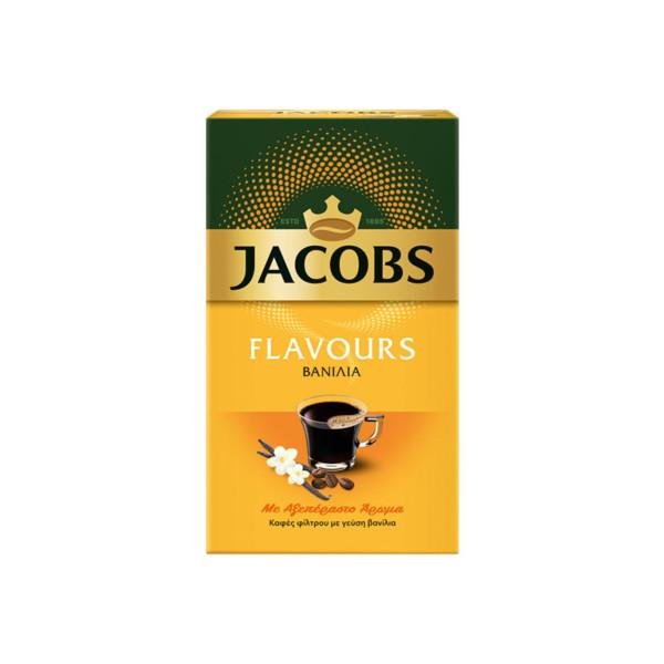 Καφές Φίλτρου Jacobs Βανίλια
