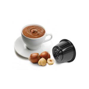 Σοκολάτα Φουντούκι συμβατές κάψουλες Dolce Gusto