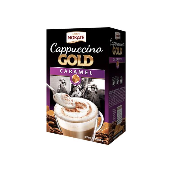 Mokate στιγμιαίος καφές Cappuccino Καραμέλα