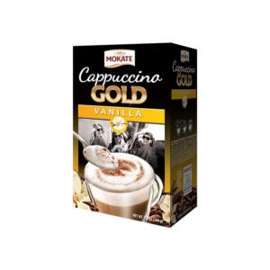 Mokate στιγμιαίος καφές Cappuccino Βανίλια