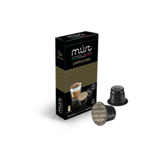 Must Cappuccino συμβατές κάψουλες Nespresso