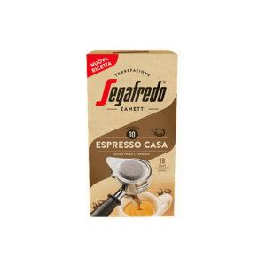Ταμπλέτες espresso Segafredo Casa