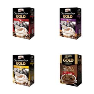 Mokate προσφορά καφές και σοκολάτα σε φακελάκια