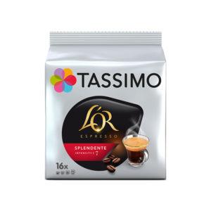Κάψουλες Tassimo L'or Splendente