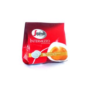 Ταμπλέτες Senseo Segafredo Intermezzo 16 τεμάχια καφές εσπρέσο