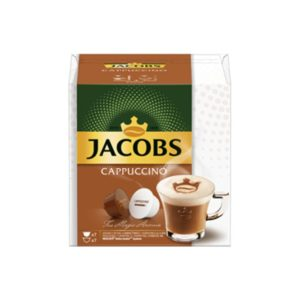 Jacobs Cappuccino συμβατές κάψουλες Dolce Gusto