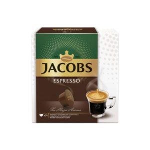 Jacobs Espresso συμβατές κάψουλες Dolce Gusto