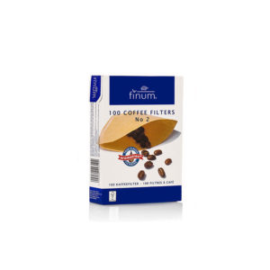 FINUM Coffee Filters NO2
