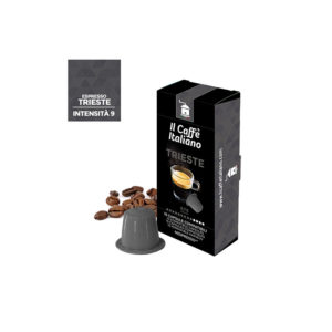 IL Caffe Italiano Trieste συμβατές κάψουλες Nespresso 100 τεμάχια