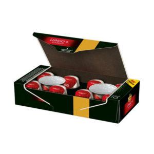 Jacobs Espresso Lungo Classico συμβατές κάψουλες Nespresso casette