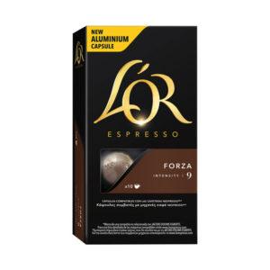 Lor Forza συμβατές κάψουλες Nespresso