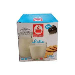 γάλα Dolce Gusto Tiziano Bonini