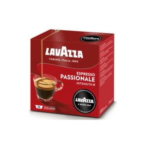 κάψουλες Lavazza a modo mio espresso Passionale