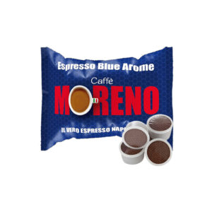 Moreno Espresso Blue Arome Lavazza Point συμβατές κάψουλες