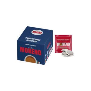 Ταμπλέτες Moreno Top Espresso ese pod κουτί