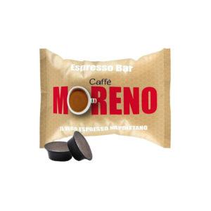 Moreno Espresso Bar συμβατές κάψουλες Lavazza a modo mio