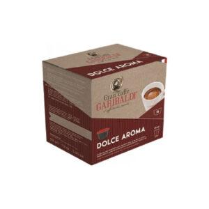 Garibaldi Dolce Aroma συμβατές κάψουλες αρωματικός