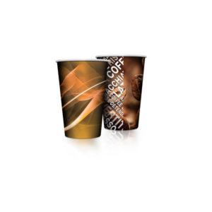 Χάρτινα ποτήρια Venezia - 50 τεμάχια καφές τσάι σοκολάτα